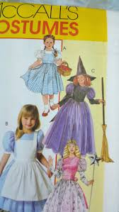 pattern witch costume mccall u0027s miss halloween costume pattern miss size s xl