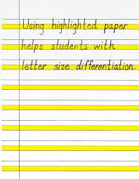 Paper With Writing Strategies For Improving Handwriting Make Take Teach