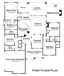 craftsman style house plan 3 beds 2 50 baths 2234 sq ft plan