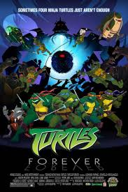 Las Tortugas Ninja: Turtles Forever (TV)