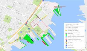 Map Of Boston Neighborhoods by Sail Boston 2017 Boston Gov