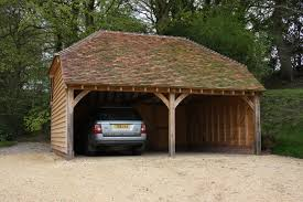 Carport Styles by Wooden Carports Uk Styles Pixelmari Com
