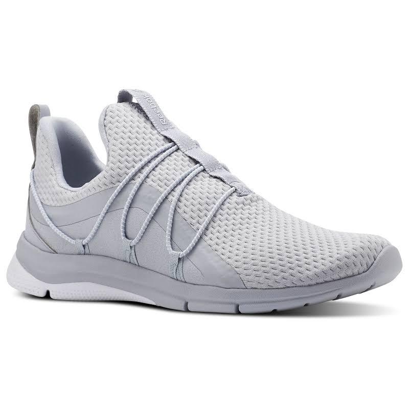Reebok Print Her 3.0 Gray Running Shoes
