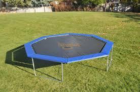 16 u0027 octagon all american trampoline trampolines com