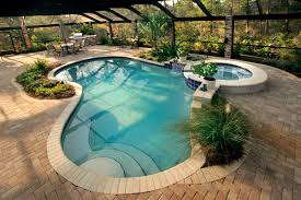 Tiny Pool House Plans Best Swimming Pool House Design With Curvature Shape Decor