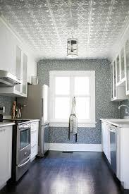Best  Tin Ceiling Tiles Ideas On Pinterest Tin Ceilings - White tin backsplash