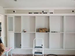 Ikea Bookshelves Built In by 203 Best Bookshelves Images On Pinterest Book Shelves