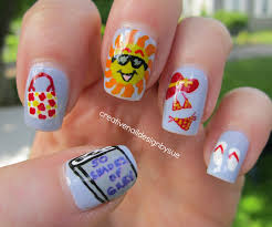 creative nail design by sue june 2012