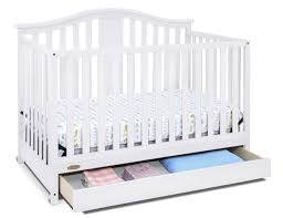 Nadia 3 In 1 Convertible Crib by Crib Front Rail Height Best Baby Crib Inspiration