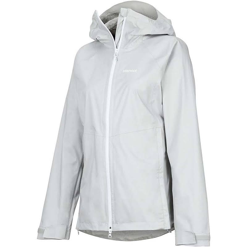 Marmot PreCip Stretch Jacket Platinum Medium 36590-169-M