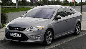 ford mondeo third generation wikipedia