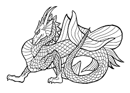 fresh dragon coloring pages eye of a dragon page cecilymae
