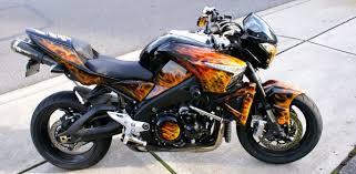Air Brush Motorcycles