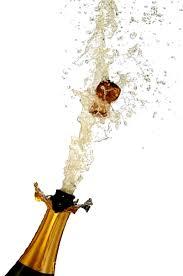 Burbujas champán