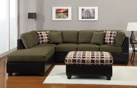espresso leather sectional sofa with right chaise lounge using