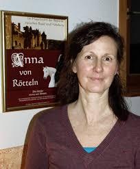 Kleines Wiesental: Elke Bader liest aus \u0026quot;Anna von Rötteln\u0026quot; - badische- - 11174199