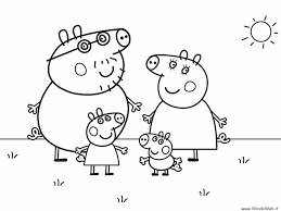 peppa coloring pages 6213