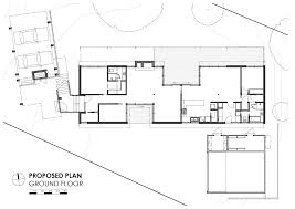 gallery of beach house clare cousins 18 ground floor plan