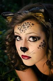 leopard makeup for halloween monica gonzales this could be your