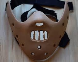 Hannibal Halloween Costume Hannibal Lecter Etsy