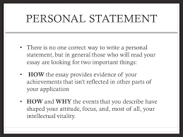 occupational therapy personal statement   Inspirenow Image titled Write a Personal Statement for a Scholarship Step