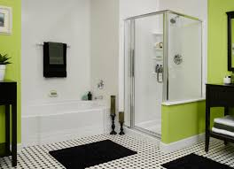 other design awesome small bathroom with glass shower cubicle also