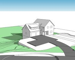 designing the prohome garage fine homebuilding once backfilled the garage doors and driveway would feel very close entry