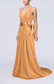 apricot color bridesmaid dresses uwdress com