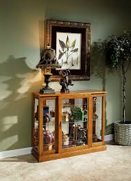Oak Curio Cabinet Curio Cabinets With Lights Tags 46 Remarkable Curio Cabinets