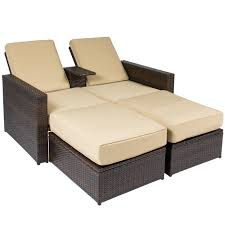 Resin Wicker Patio Furniture Sets - best choice products 7pc outdoor patio garden furniture wicker
