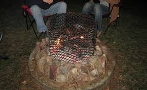 How To Make A Fire Pit In Backyard by 6 Fire Pits You Can Make In A Day Redfin