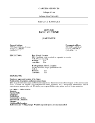 Resume Sample Volunteer by Resume Examples Including Volunteer Work
