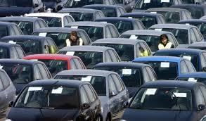 Otra vez cae la venta de coches en España