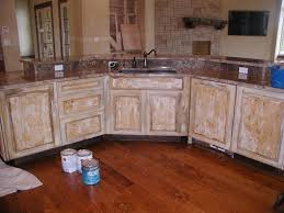 Distressed Black Kitchen Island by Distressed Wood Kitchen Cabinets Kitchen Island With Breakfast Bar