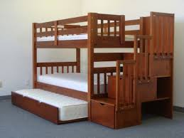 Plans For Bunk Bed With Steps by The 16 Coolest Bunk Beds For Toddlers