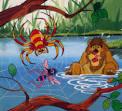 นิทานภาษาอังกฤษแปลไทย (FUNNY FABLES): นิทานอีสปเรื่อง สิงโตกับยุง ...