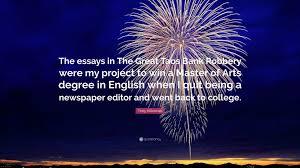 Sat Essay Example Bank Bank Essay