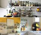 Small Kitchen Storage Ideas (3 Photos) | Kitchen Design Ideas