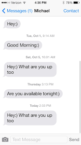 The Initial Stages of Dating  Why Didn     t They Respond To Your Text Message    Psych Go net