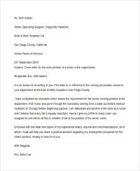 nursing resumes and cover letters sample nursing resume cover letter  objective sample nursing resume cover letter