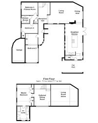 floor plans for barn style house