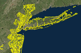 New York State Map by Maps New York Climate Change Science Clearinghouse