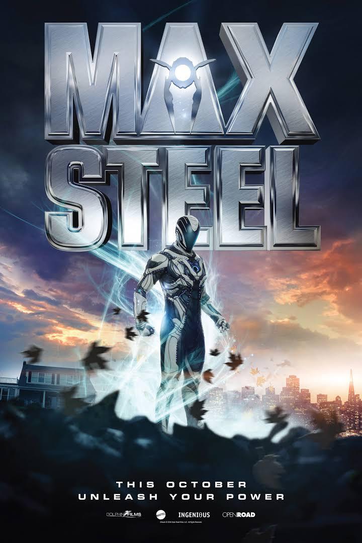 Assistir Max-Steel – Dublado 720p