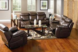 Costco Living Room Brown Leather Chairs Reclining Living Room Set Home Design Ideas Within Living Room