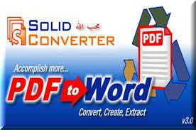 Chuyển PDF sang Word dễ dàng