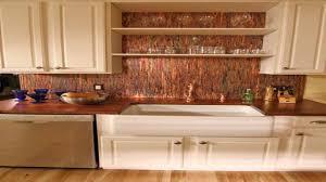 colorful backsplash copper backsplash panels copper kitchen