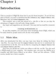 Dissertation Introduction Examples  absolutewebaddress com