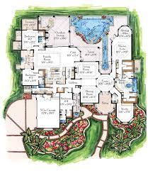 desertrose unique luxury house plans images of plan w24042bg