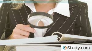 Role of literature review in the research process