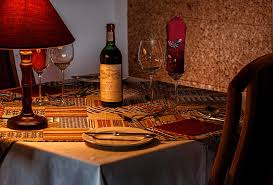 Dinner Table Free Photo Dinner Table Restaurant Dining Free Image On